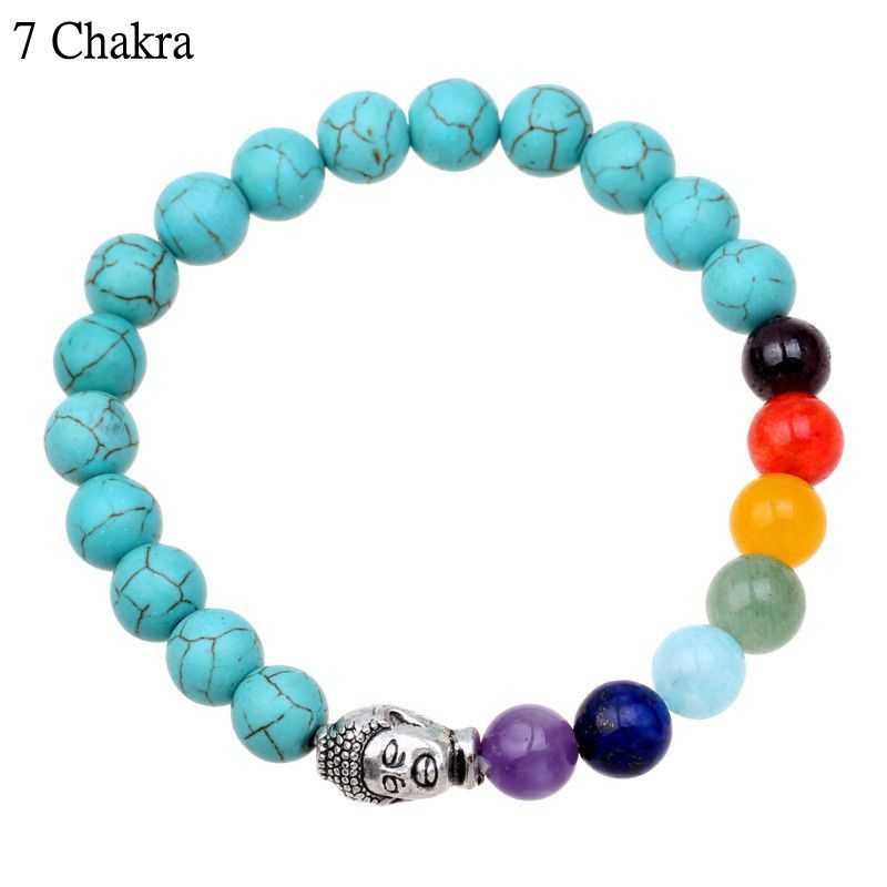 Item Type: Bracelets Fine or Fashion: Fashion Style: Trendy Gender: Men Setting Type: None Material: Stone Chain Type: Rope Chain Length: 20cm Clasp Type: Spring-ring-clasps Metals Type: Zinc Alloy Sh