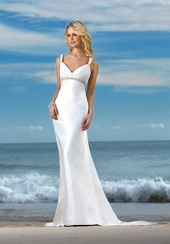 Wedding Dresses For Beach Weddings Feenwedding