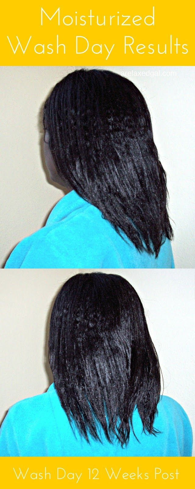 Wash Day 12 Weeks Post 11 11 Relaxer Touch Up Relaxed Hair Care Hair Maintenance Straight Black Hair