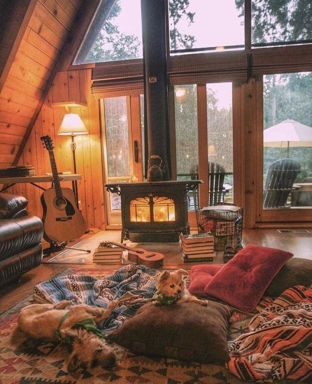 a cozy a frame cabin in the forest cozyplaces cozy places rh pinterest com
