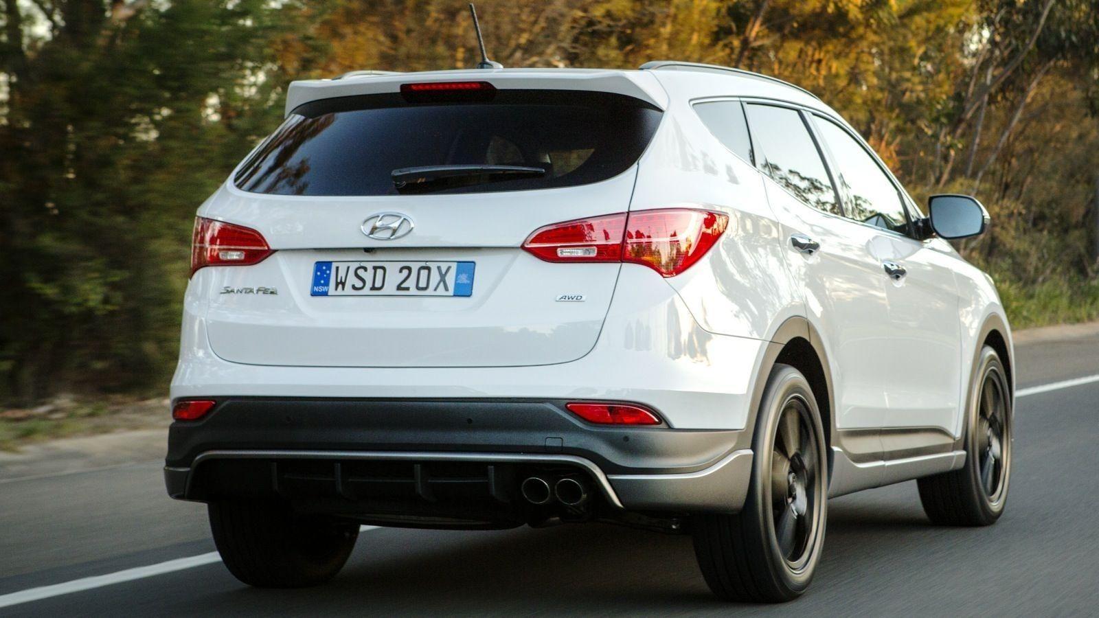 2018 hyundai santa fe review new interior 2018 car review intended rh pinterest com
