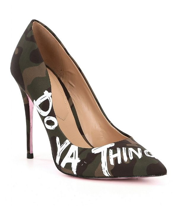 530b5ec969c Shoegasm Tuesday: Aldo Dominya Camouflage 'Do Ya Thing' Pumps | Chic ...