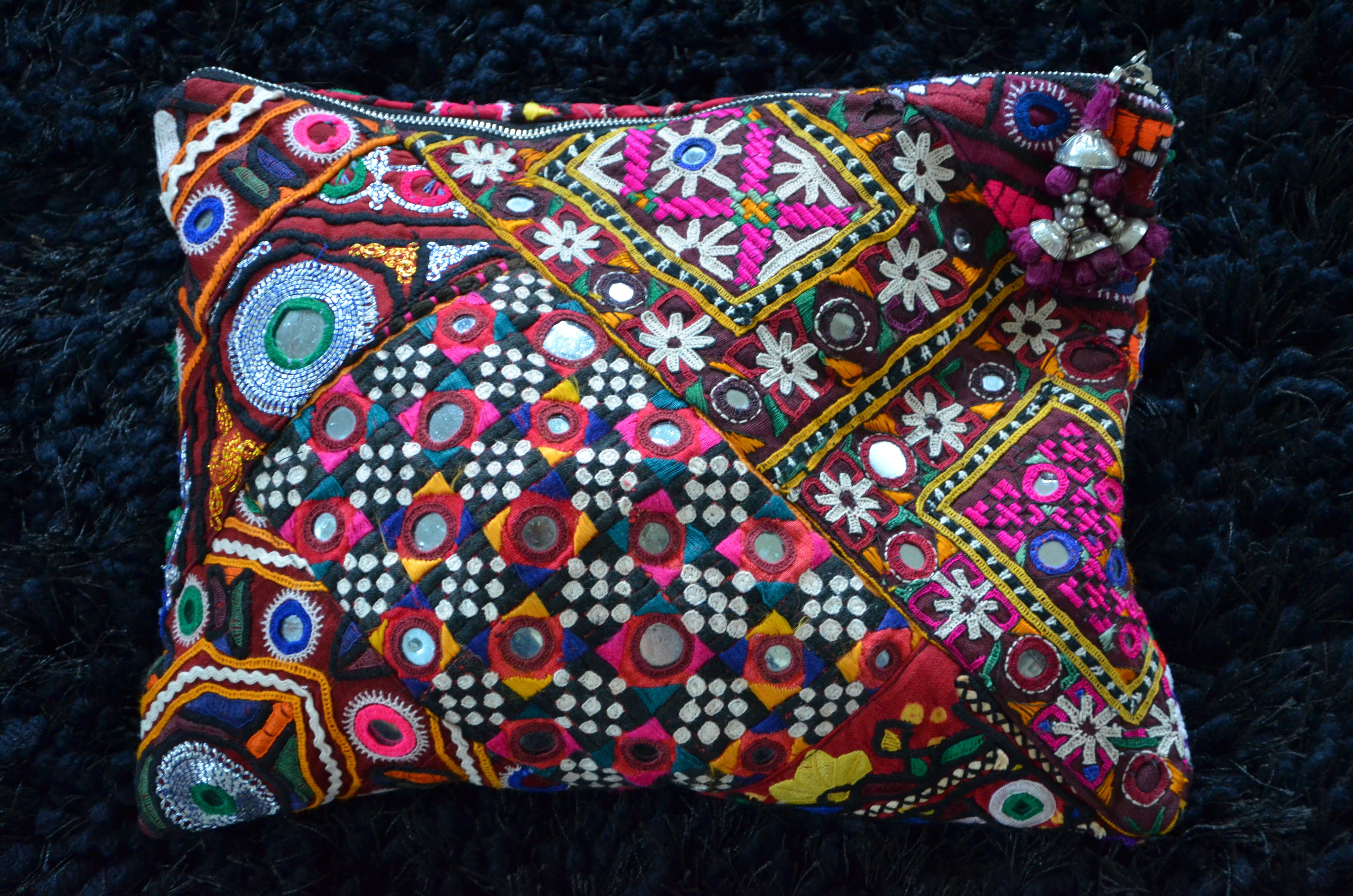 My Simone Camille make up bag