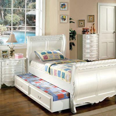 victoria sleigh configurable bedroom set ideas for mary s big girl rh pinterest com