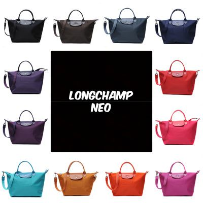 448003e56392 Qoo10 - AUTHENTIC LONGCHAMP LE PLIAGE NEO SERIES TOTE BAG 1512 1515  (RECEIPT P...   Bag Wallet