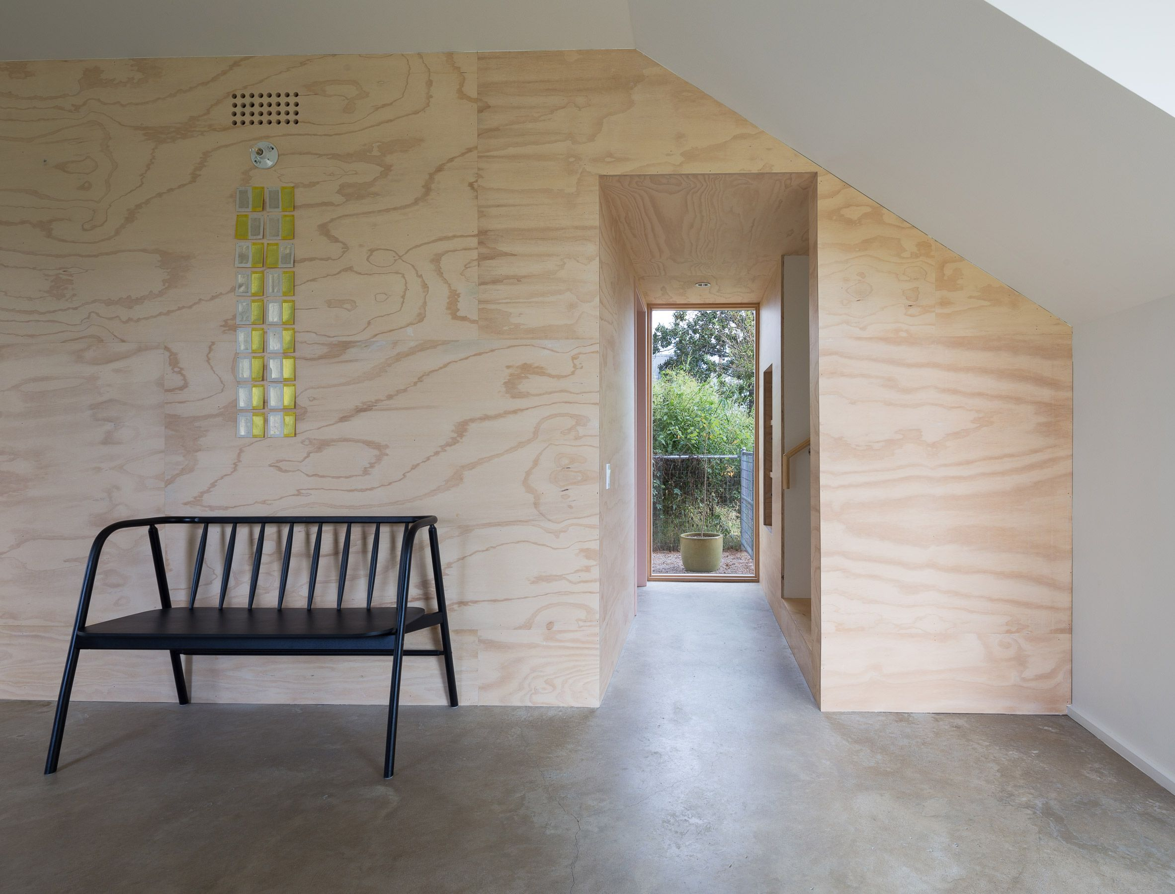 Self built Austin home by Sean Guess is