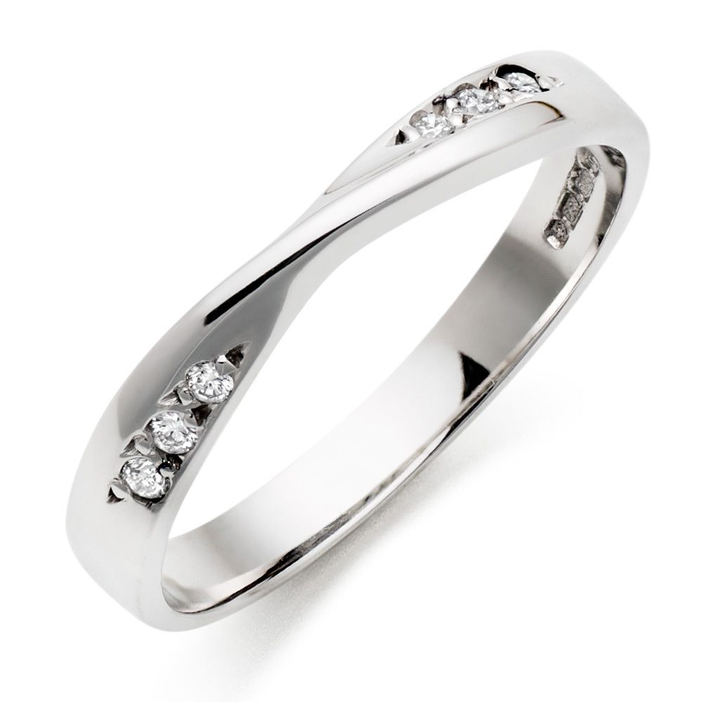 Find This Pin And More On Wedding White Gold Diamond Ring