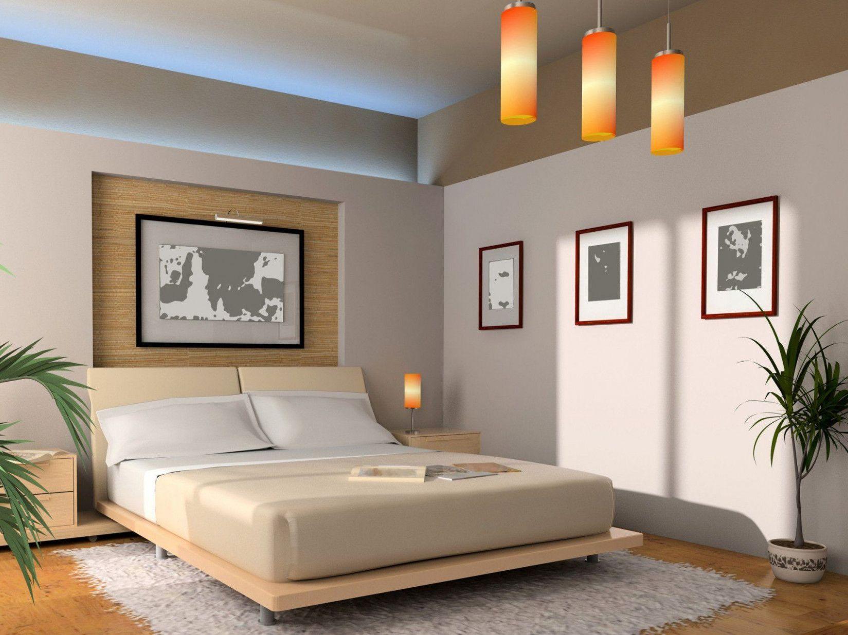 Den Hintergrund Von Schlafzimmer Verstehen Einrichten Nach