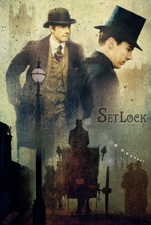 Sherlock (BBC series). In this updated take on Arthur Conan Doyle's beloved mystery tales, the eccentric sleuth prowls the streets of modern-day London in search of clues. Benedict Cumberbatch stars.