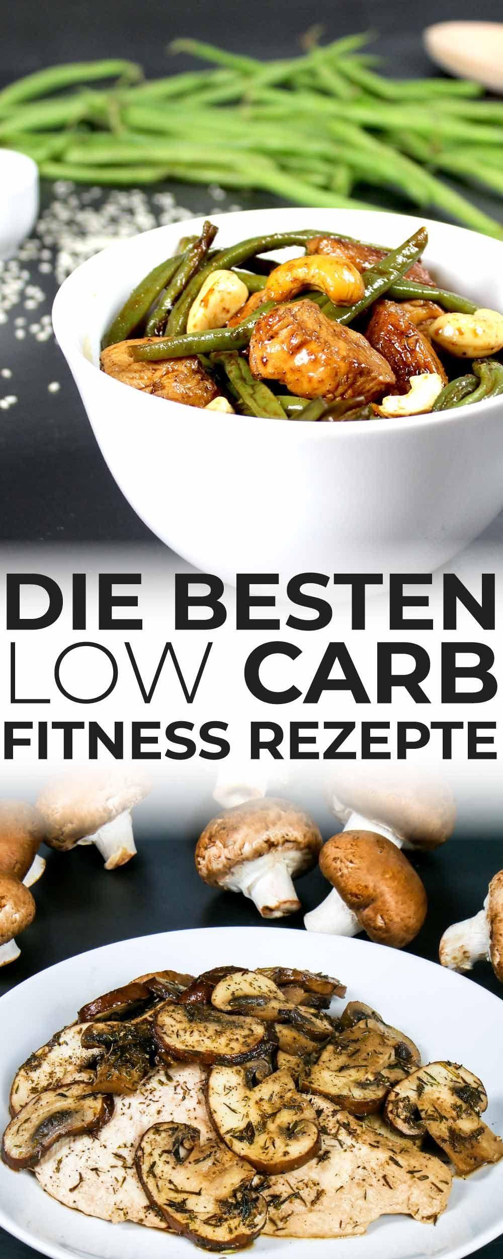 14 gesunde Fitness-Rezepte zum Abnehmen (+3 Bonus-Tipps) Die besten Low Carb Fitness Rezepte  #gesun...