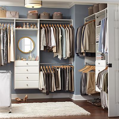 Storage & Organization Projects | No closet solutions ...