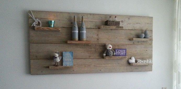 Steigerhout op Erica.. - Interior | Pinterest - Google, Accessoires ...