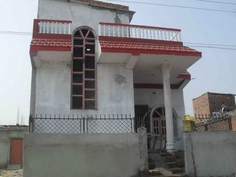 Front Design Of Small House In India Part - 38: Fascinating Front View Of Small Houses In India , #front #houses #in #