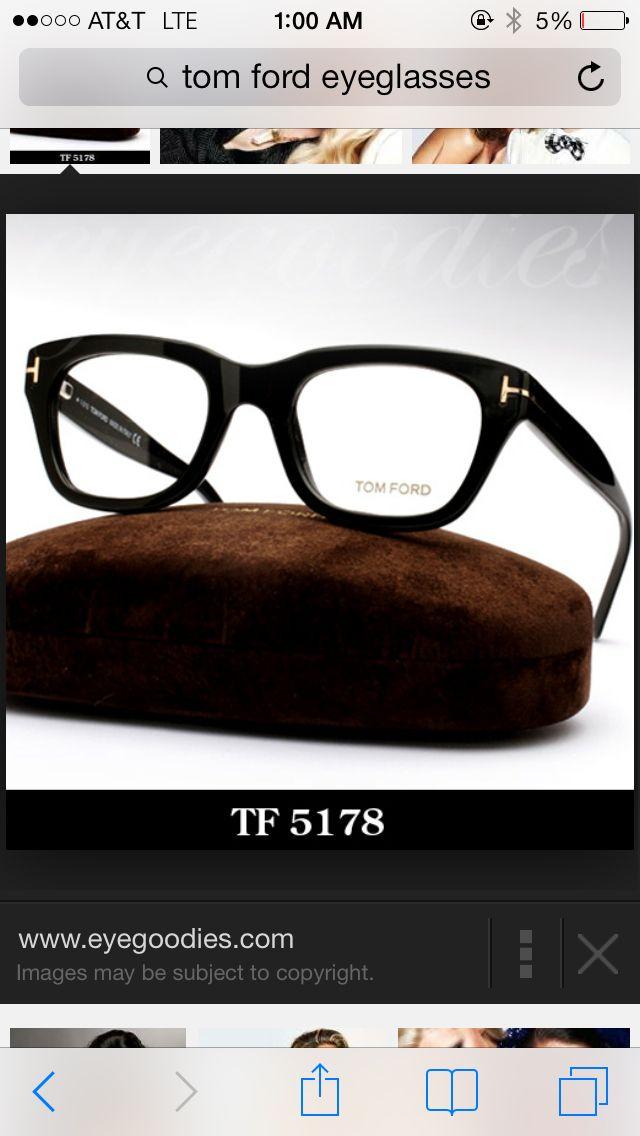 My new tom ford glasses   Fashion   Pinterest