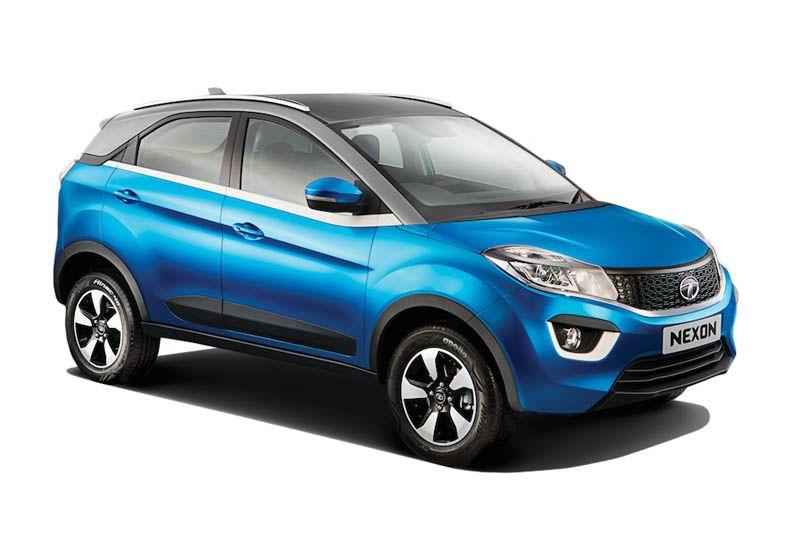 Tata Nexon Subcompact Suv Upcoming Cars Ford Ecosport