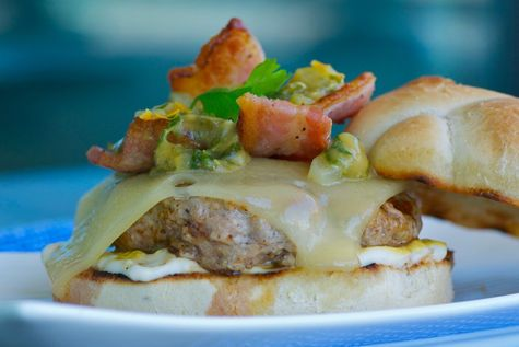 5 Delicious Latin-style burgers you NEED to know how to make this summer!
