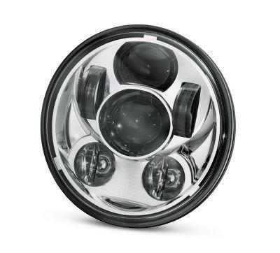 """5.75/"""" 5 3//4 LED Motorcycle Headlight Moto Black For Harley Sportster 1200 883 48"""