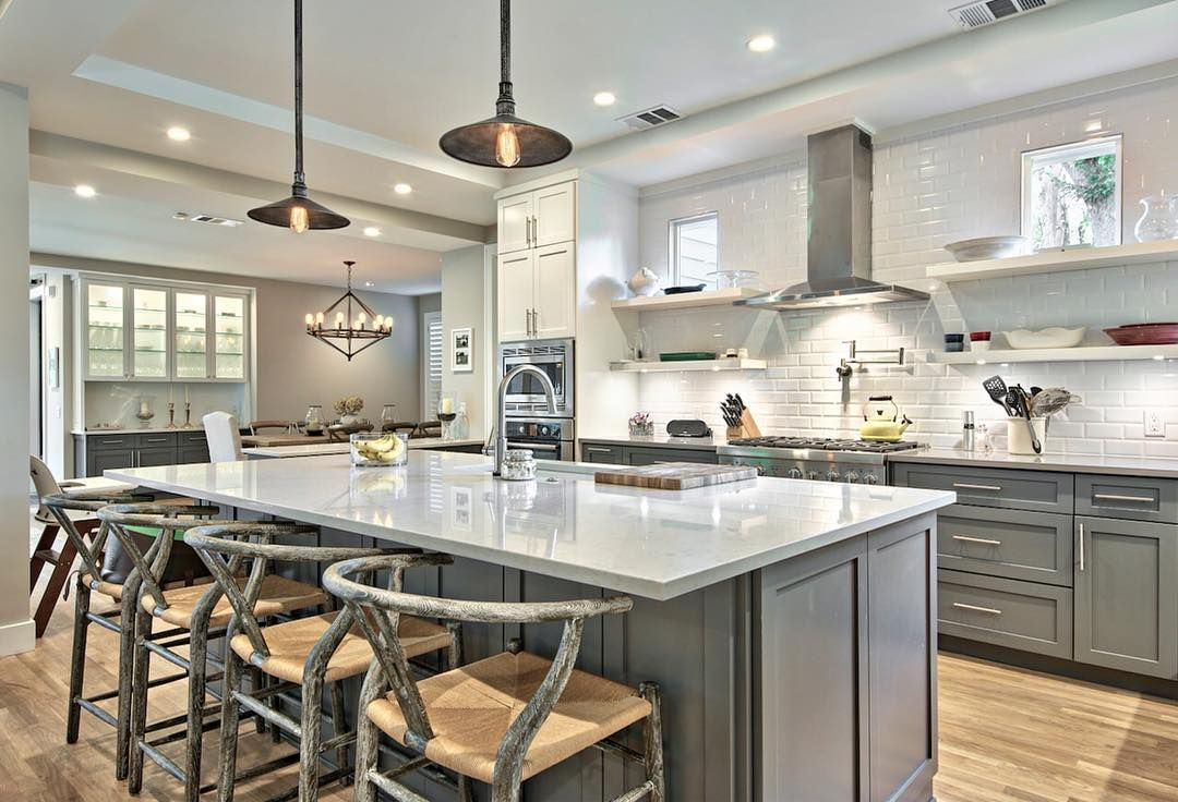 Avenue B Development on Instagram: Kitchen lighting perfected. #KitchenByAvenueB