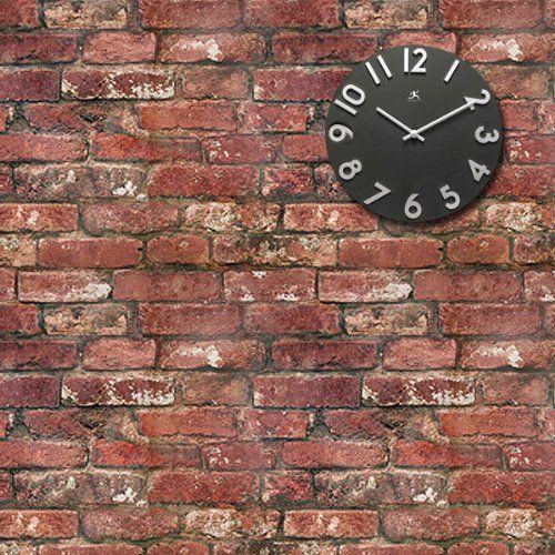 Lowry brick 39 super realistic brick effect wallpaper for Brick wallpaper office