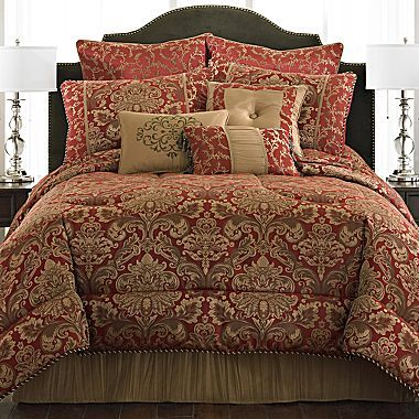 Laurel Hill 7 Pc Comforter Set, Jcpenney Bed Sheets Queen