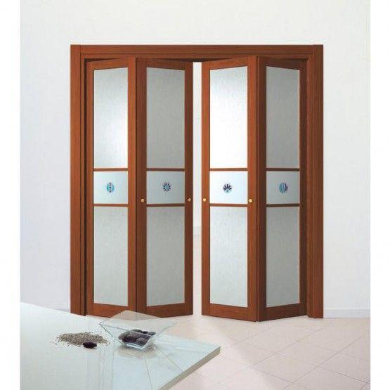 Porte a soffietto | Porte interne, Porte interne moderne e ...