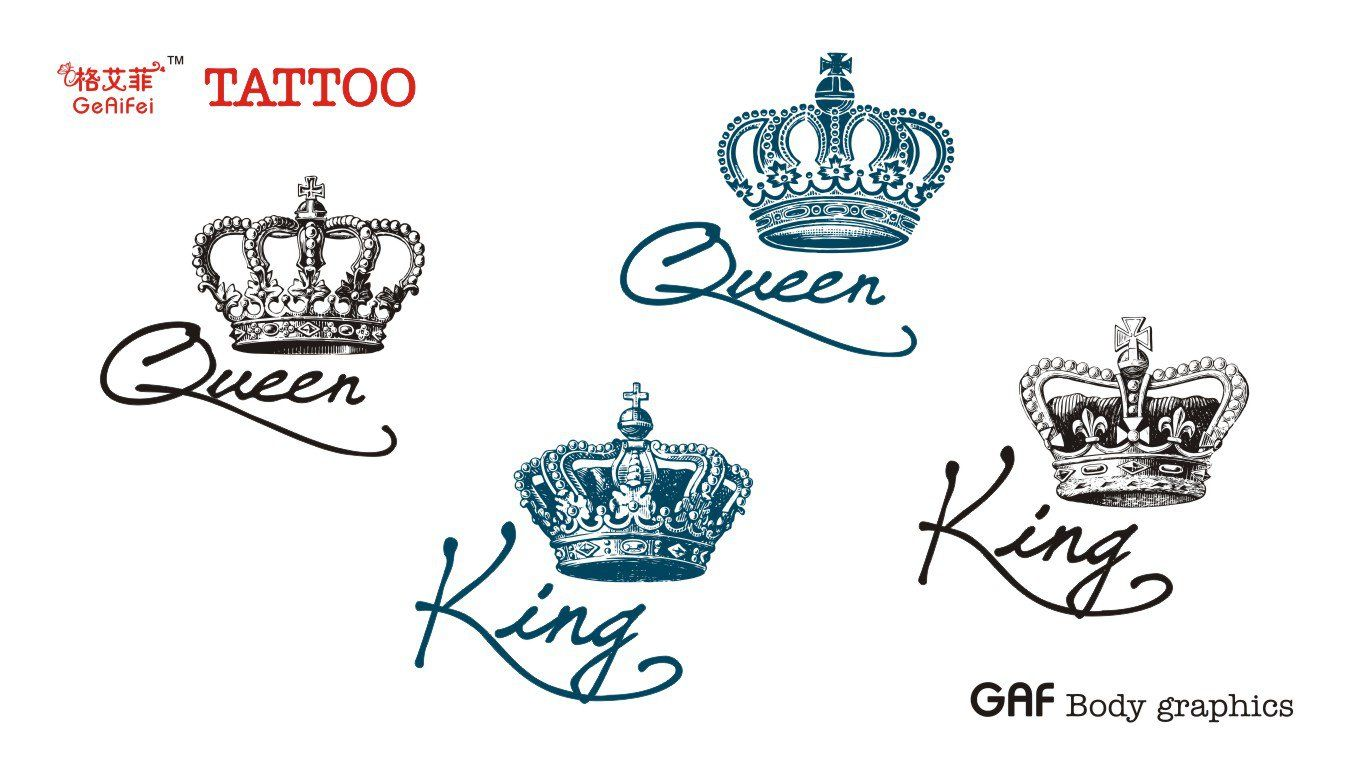 Crown tattoo on tumblr - Queen Crown Tattoo Tumblr Photo 15