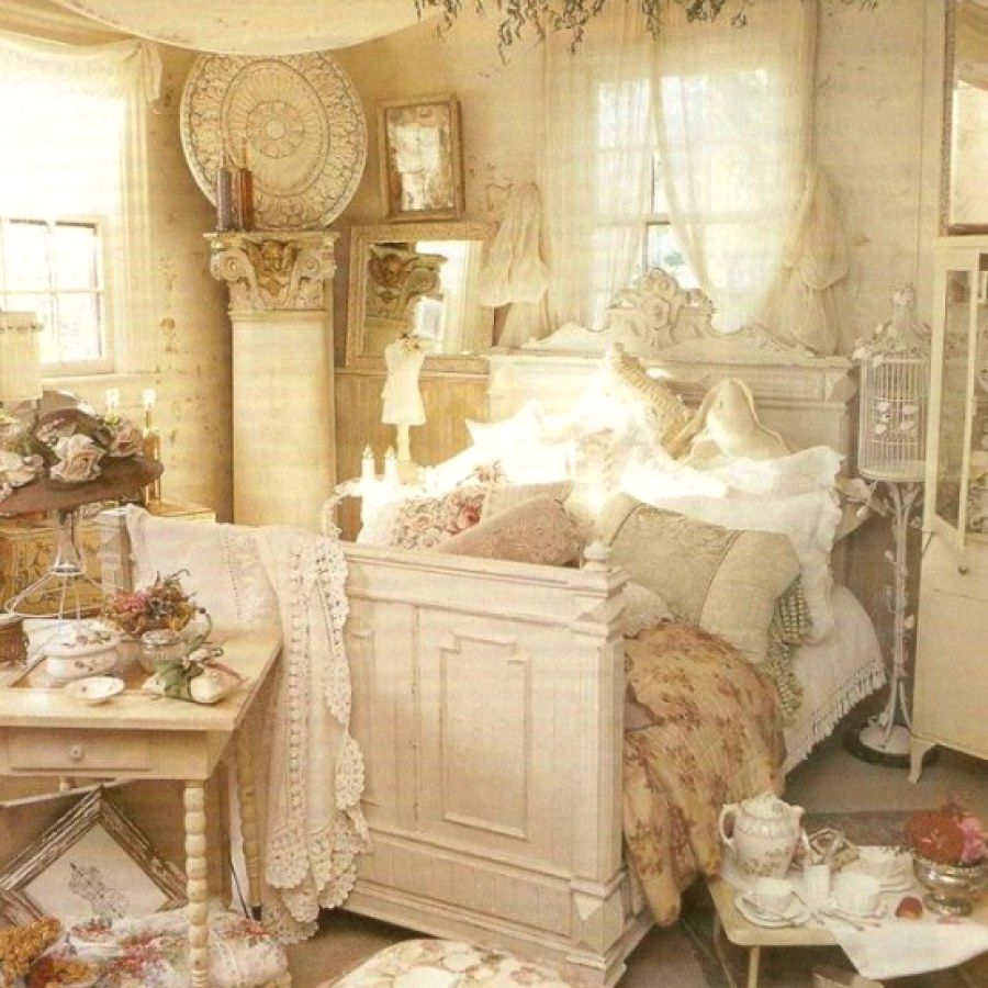 50 beautiful shabby chic bedroom decor ideas to consider for your rh pinterest com