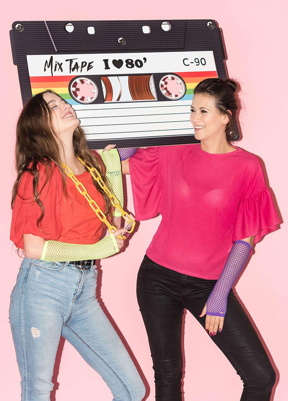 Kolorowe Lata 80 Partybox Pl Kaseta Dekoracje Kolorowelata 80 Party Fun Laugh Outfits Style Party