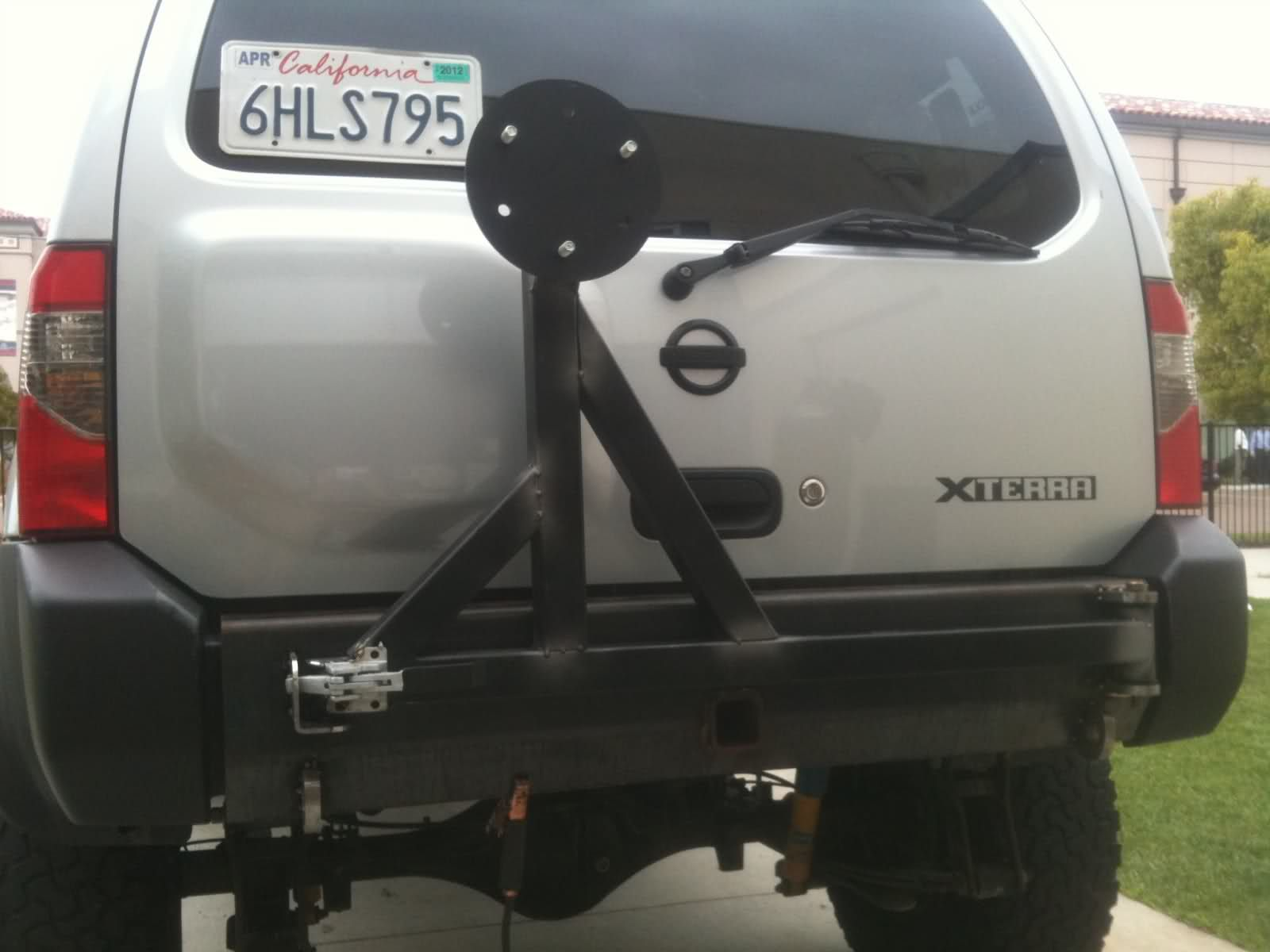 FS first gen bolt on rock sliders Nissan Xterra Forum