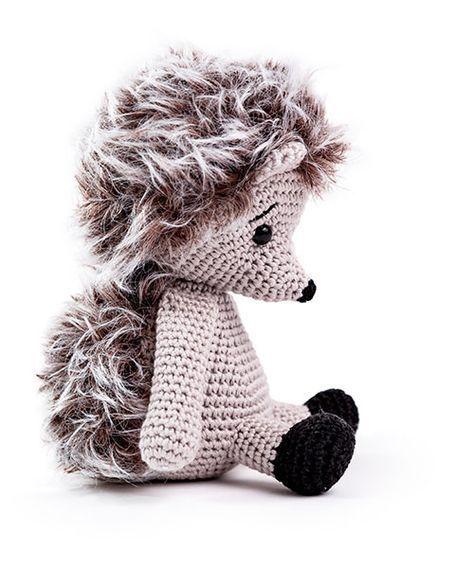 Alvin the hedgehog by Pepika - Zoomigurumi 6 - Amigurumipatterns... - #alvin #amigurumipatterns #hedgehog #pepika #zoomigurumi