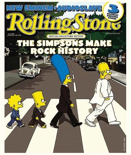 The Beatles Pegatinas de Abbey Road
