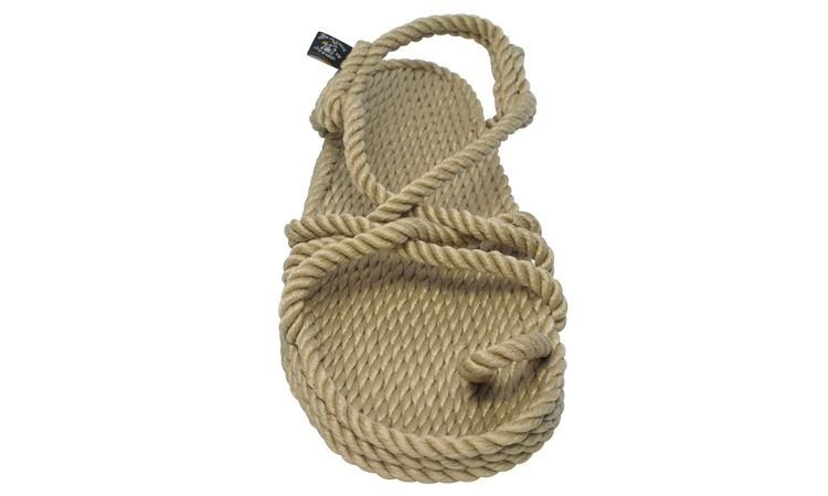 Hemp Shoes Sweet Kicks Or Hippie Bricks Our Guide To The Greatest And Ghastliest Leafly Rope Sandals Shoes Chic Sandals