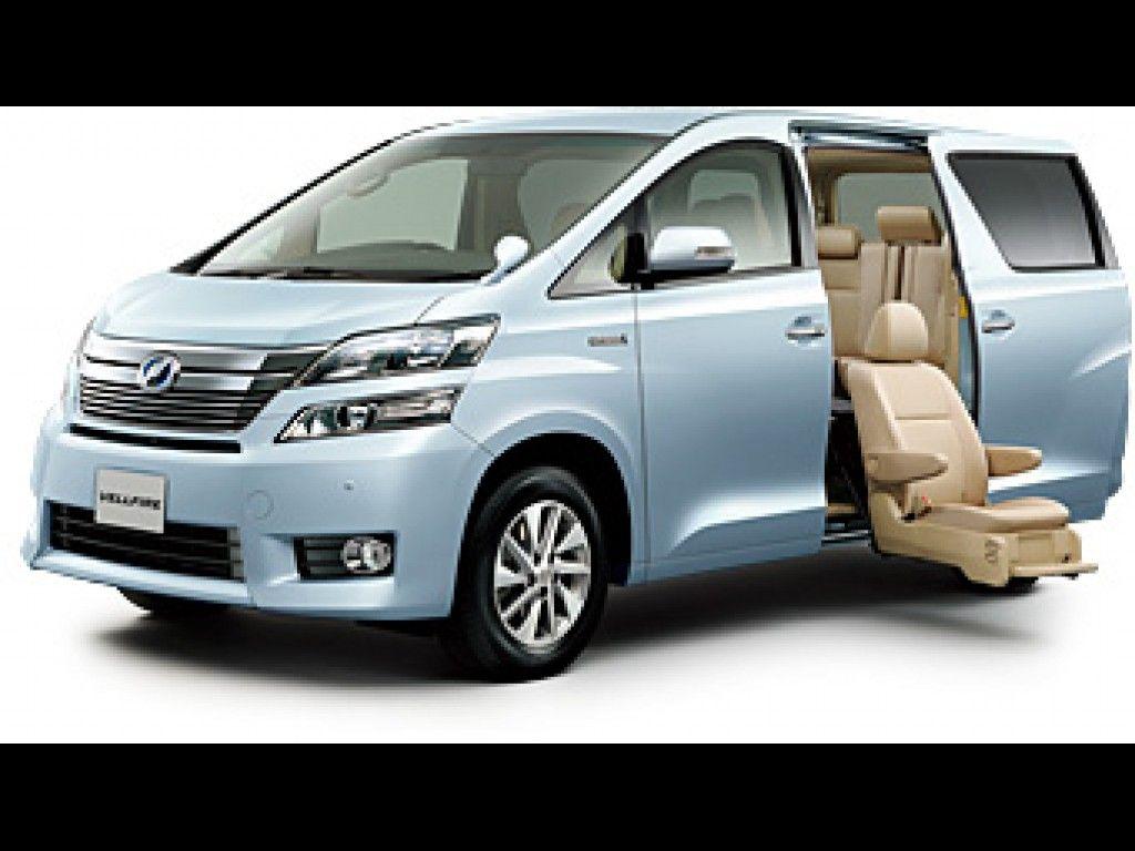 車種 Mpv Suv 車廠 Toyota 型號 Vellfire 2 4x Side Lift Up Seat 新舊 全新年份 2014年傳動 At 自動波容積 2362cc 引擎 2az Fe 車門 5 門座位 7座手數 未出牌售價 價錢面議