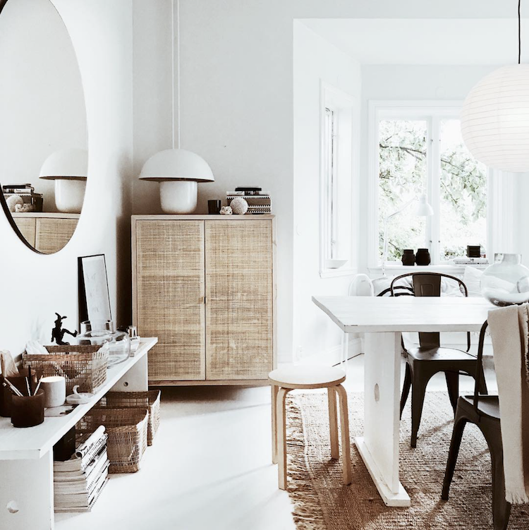 32 More Stunning Scandinavian Dining Rooms: Subtle Seasonal Touches In A Beautiful Swedish Space (my