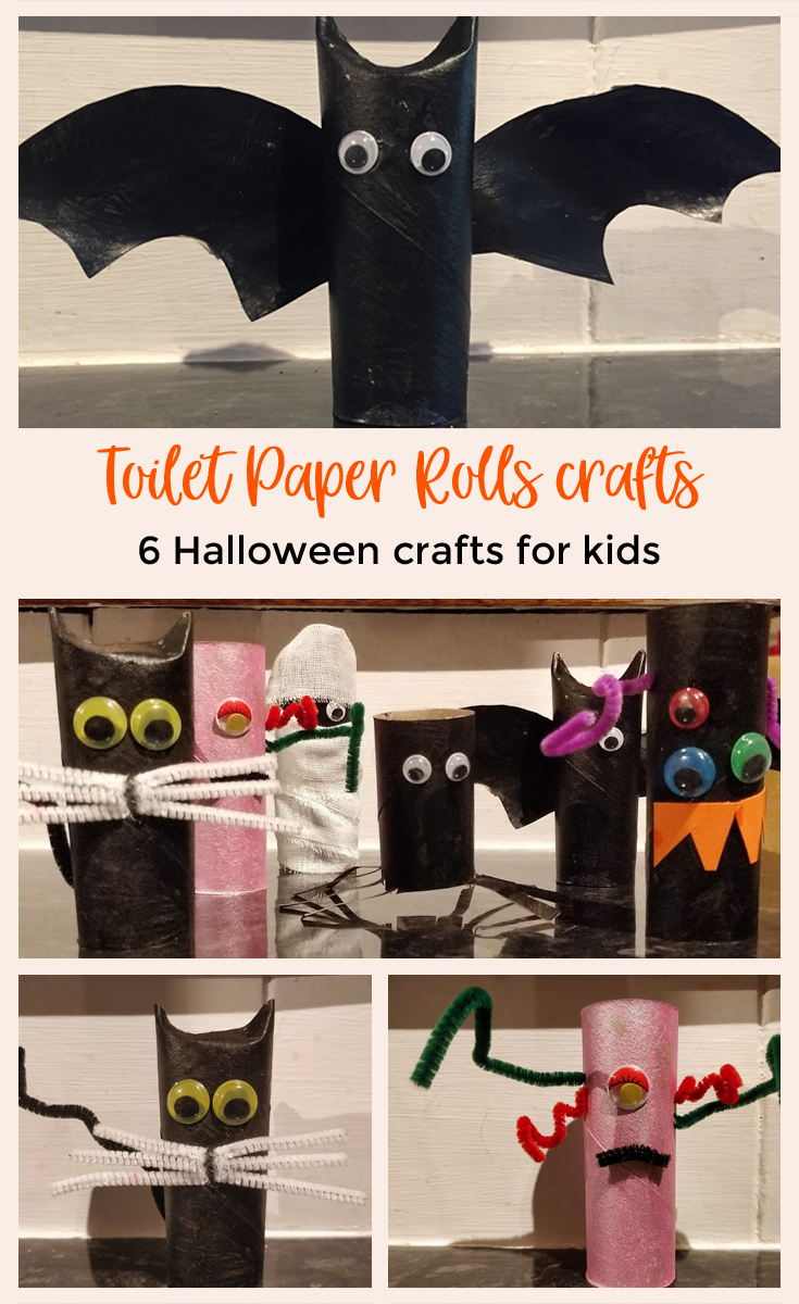 34++ Toilet roll crafts halloween info