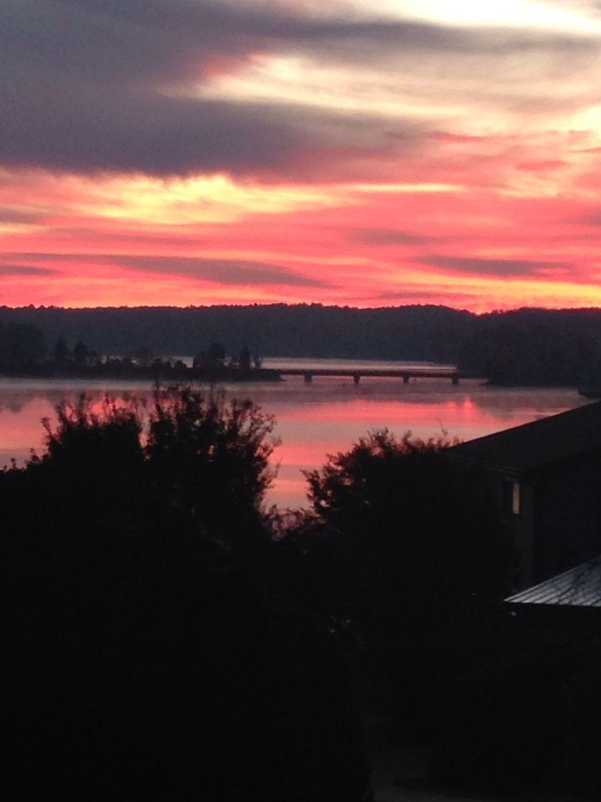 Sunrise Normandy