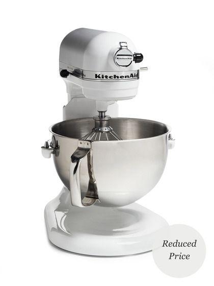 kitchenaid 5 5 qt professional 550 stand mixer gilt home rh pinterest com