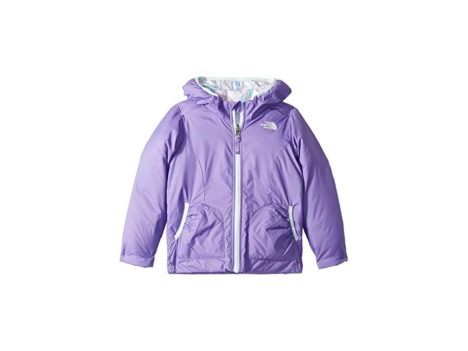 1b17678bb The North Face Kids Reversible Perrito Jacket (Toddler) (Dahlia ...