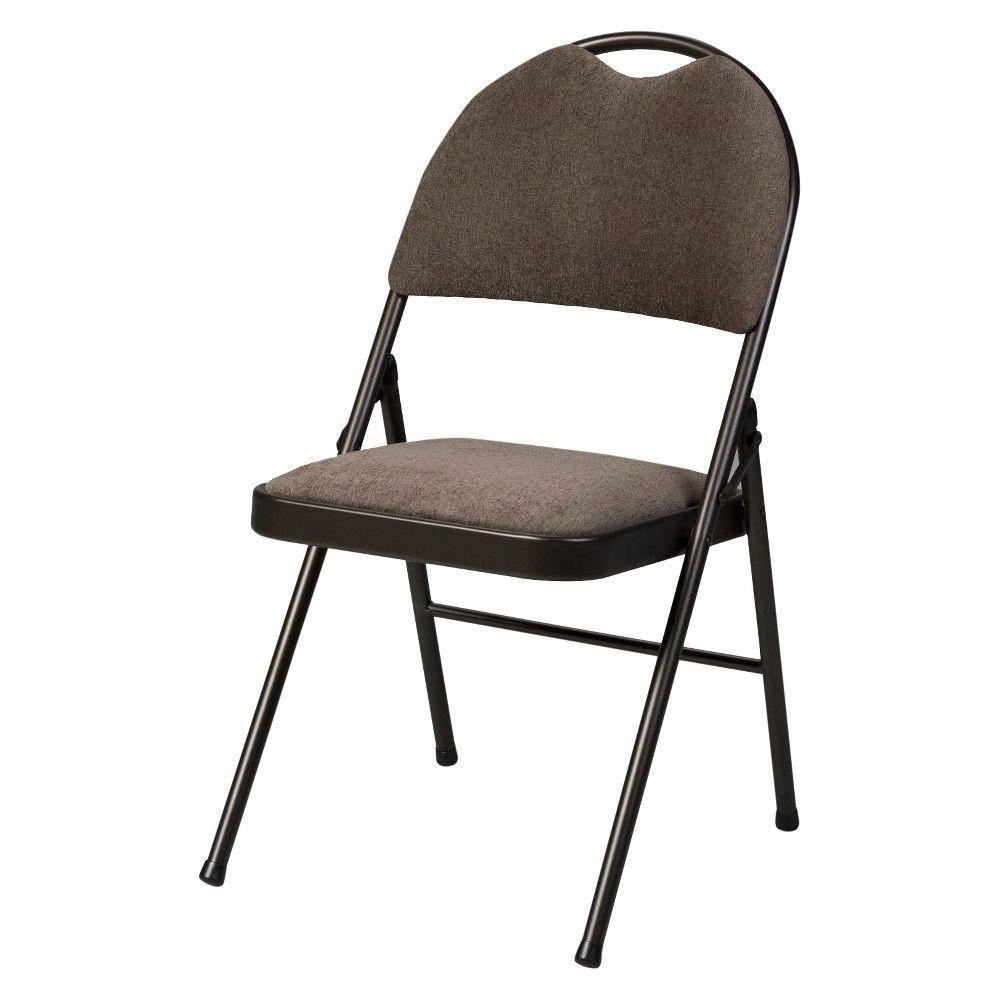 sudden comfort double padded high back folding chair set of 4 rh pinterest com