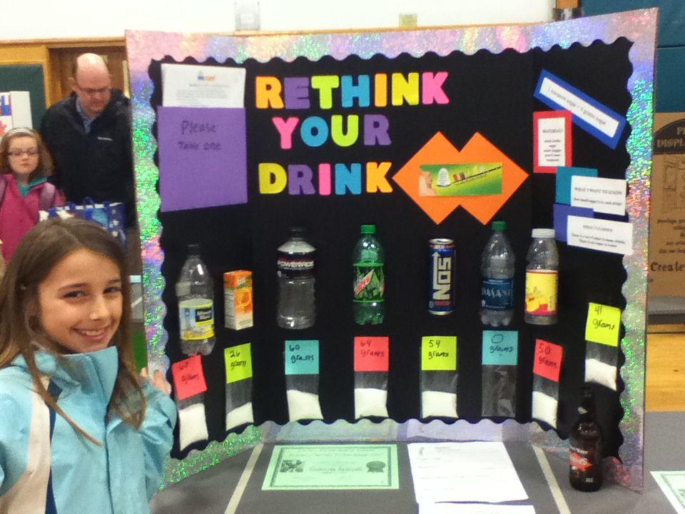 Science project School Winning science fair projects