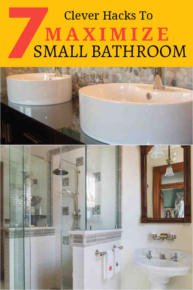 4 by putting a light colour of paint or wallpaper on your bathroom rh pinterest com