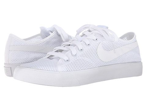 Womens Shoes Nike Primo Court Mesh White/White