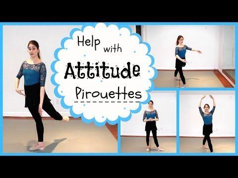 Attitude Pirouettes #balletfitness