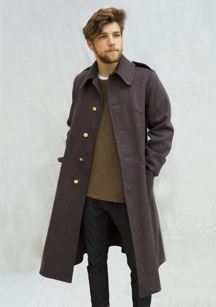 Full Length Wool Guards Greatcoats - British Army Surplus ...