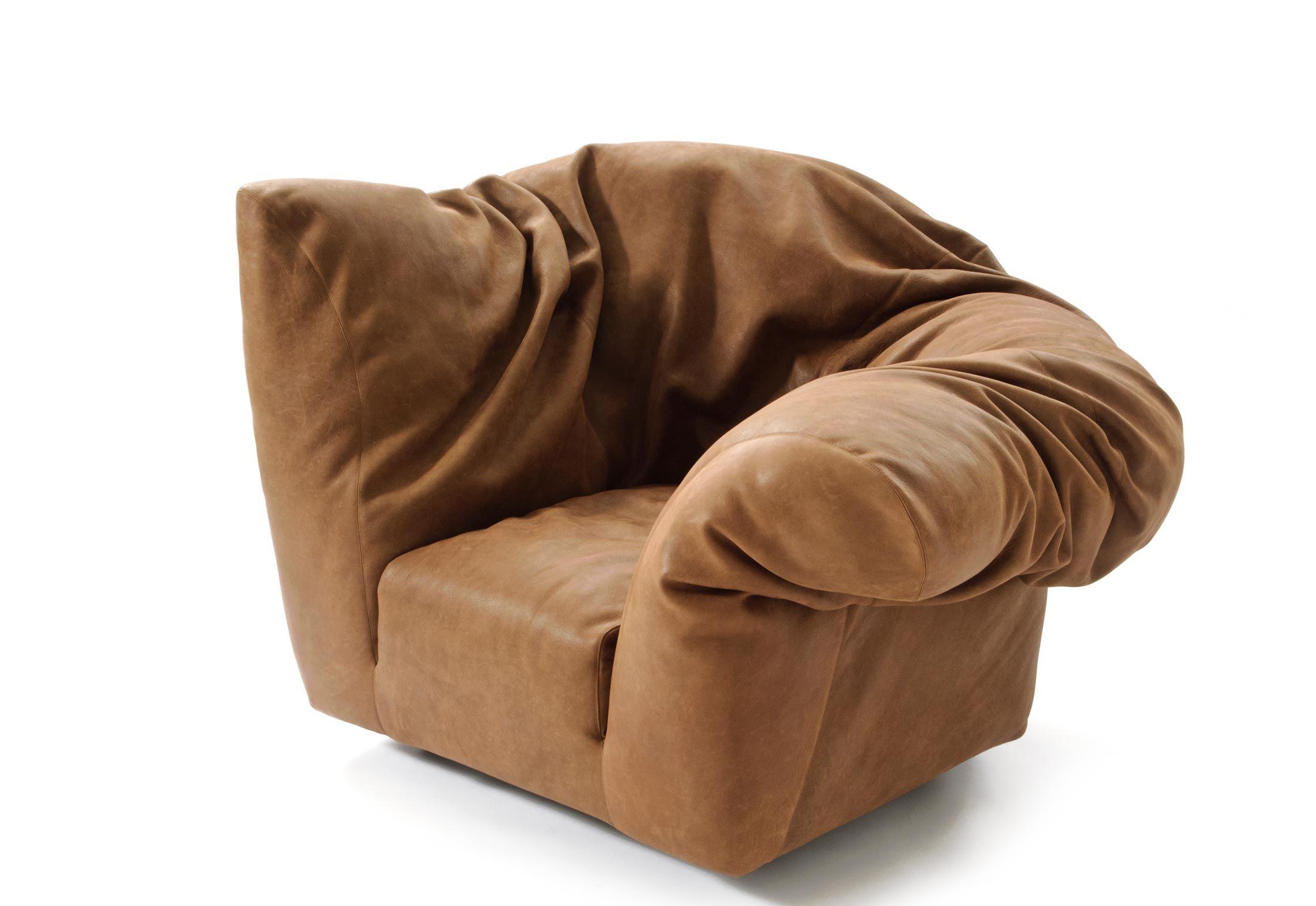 Sedie Edra ~ Francesco binfaré sfatto for edra armchairs in leather