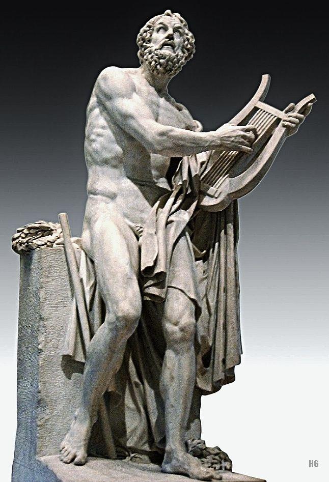 Homer 1812 Philippe Laurent Roland French Quest For Beauty Roman Sculpture Antique Sculpture Sculpture Art