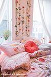 Daniella Floral Comforter Oturma Odası