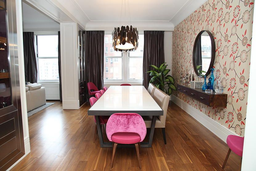 I Love How Different This Dining Roomarea Isit's Funky Retro Adorable Funky Dining Room Ideas Review