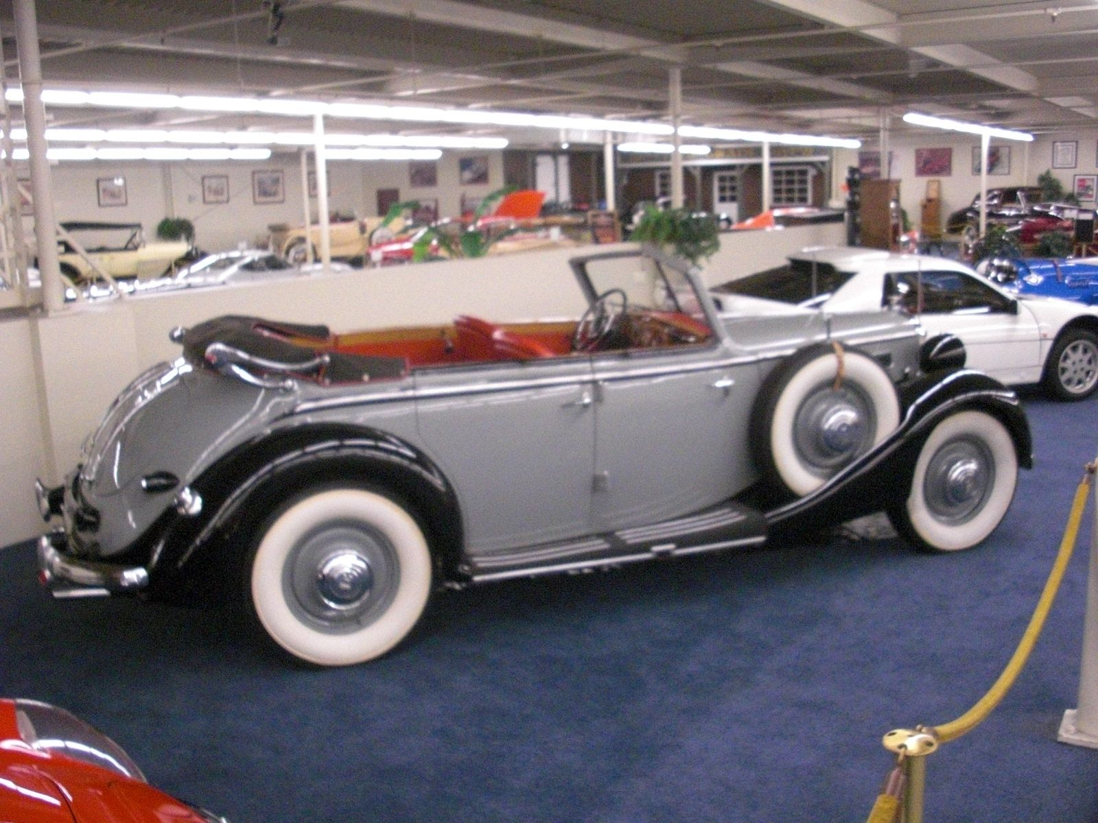 Horch 930 V | Horch, DKW & Wanderer Cars | Pinterest | Car brands ...