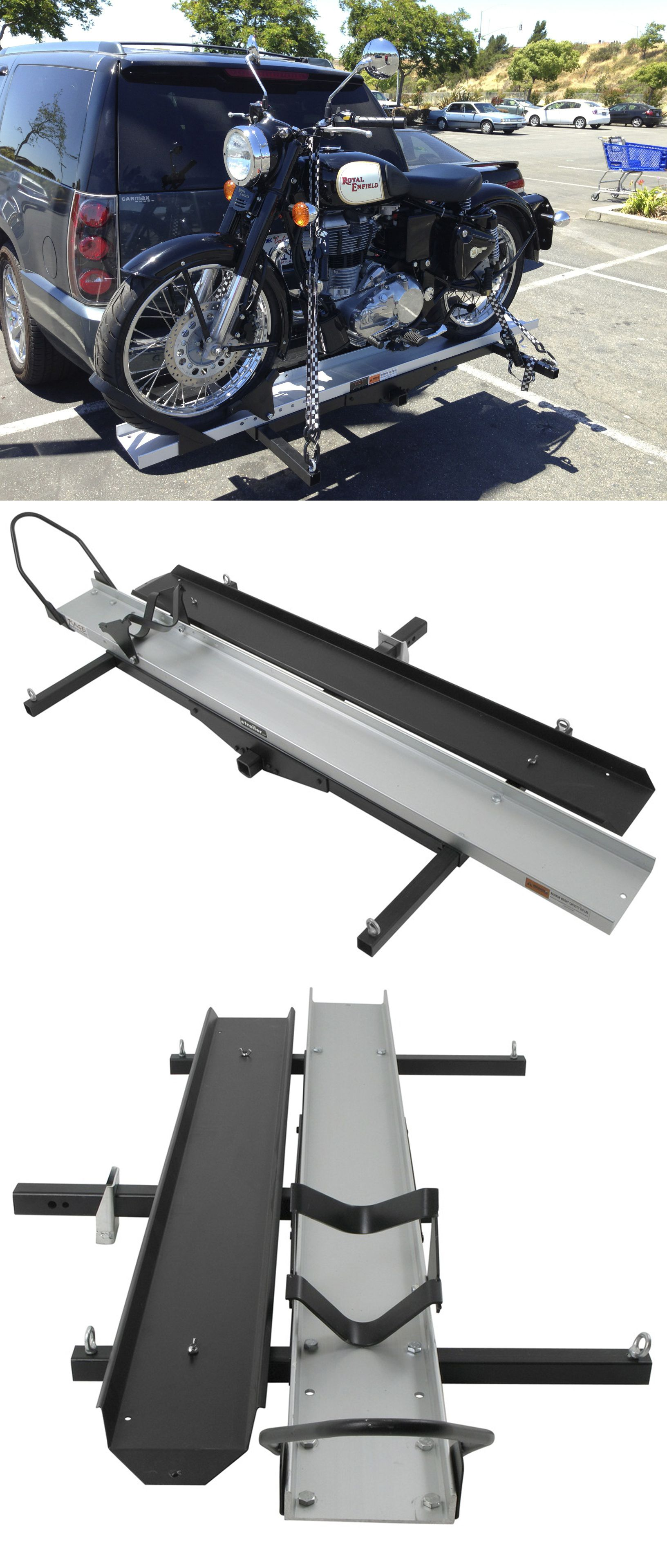 Rage Powersports Hitch Cargo Carrier Lets You Transport Your